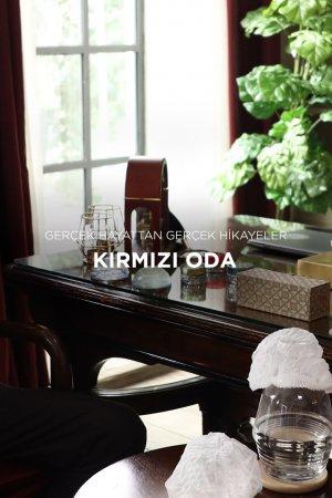 KIRMIZI-ODA